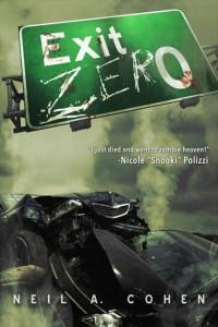 Exit Zero Cover