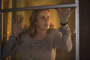 Fear the Walking Dead Maddy at Window