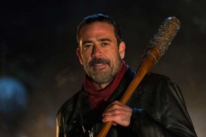 Hi. I'm Negan. We could be friends, but there's one thing we have to get out of the way first...